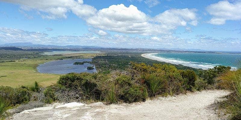 Narawnatapu National Park - viaje por tasmania