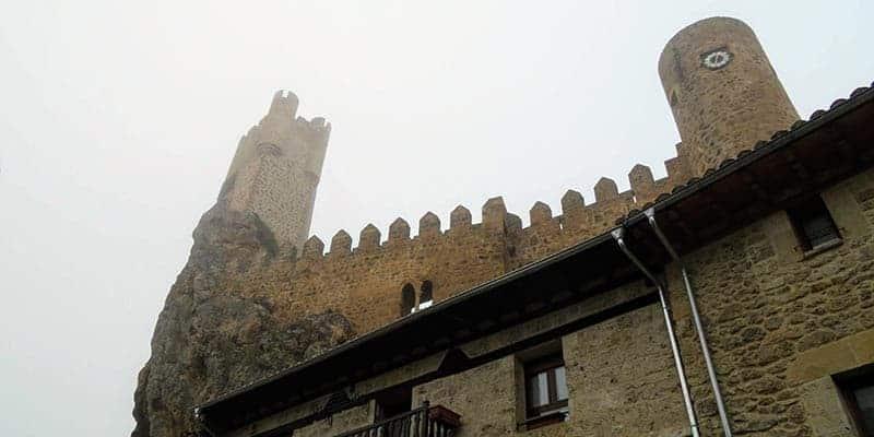 castillo de frias