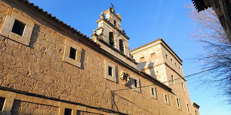 convento de las trinitarias - el toboso - pueblos bonitos de toledo