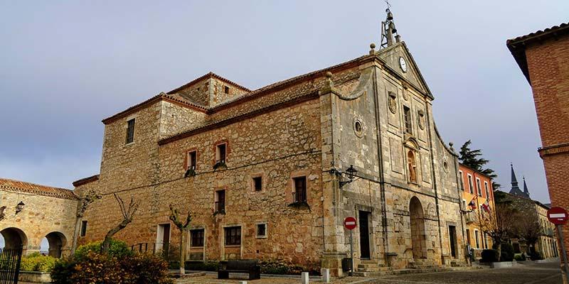 convento de santa teresa - pueblos bonitos de burgos