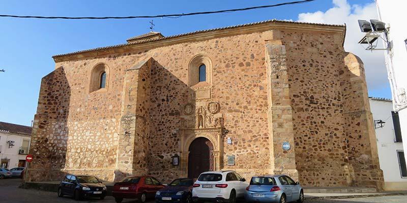 ermita de san blas - almagro
