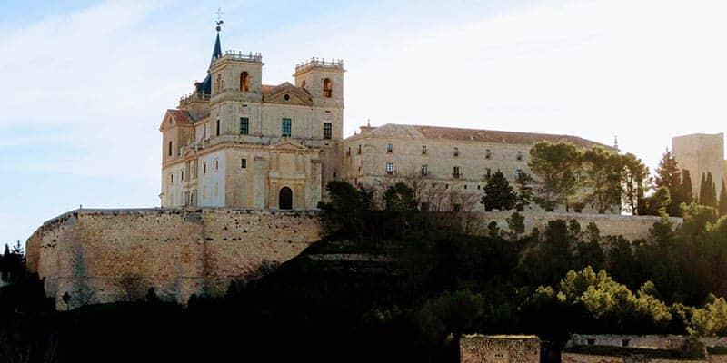 monasterio de ucles - pueblos bonitos de cuenca