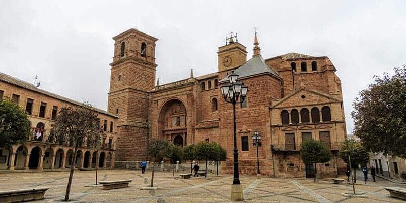 plaza villanueva de los infantes - Pueblos bonitos de ciudad real