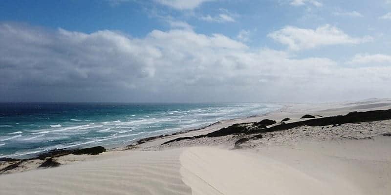 de hoop nature reserve - viaje a sudafrica por libre