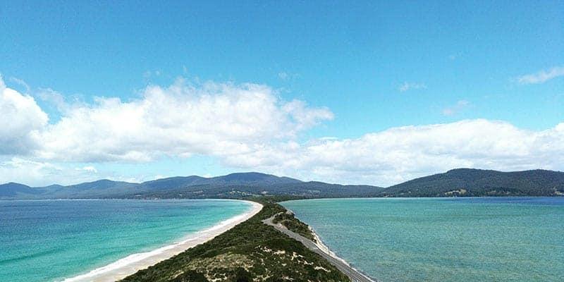 tasmania - mejores viajes en autocaravana
