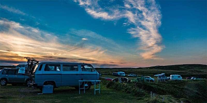 vacaciones en autocaravana - campings y comunidad caravaning