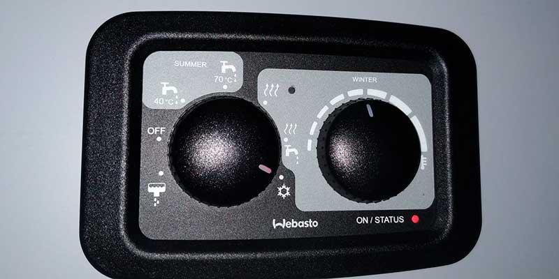 calefaccion webasto dual top