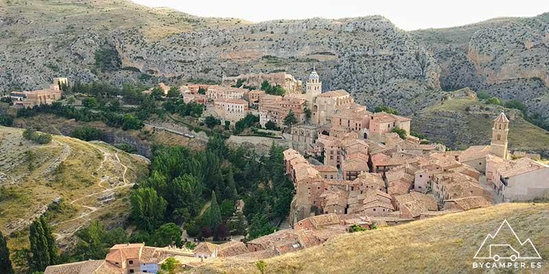 albarracin - Escapada a la Serranía de Cuenca y Albarracín