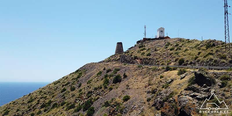 torre de la vela blanca