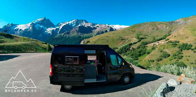 gv furgoneta camper