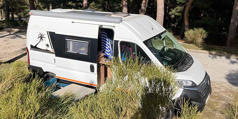 mejores furgonetas para camperizar
