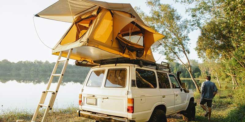 furgoneta mini camper